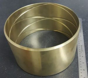 We manufacture Bronze Bushes in various BS, DIN, ASTM, IS and other international standards.